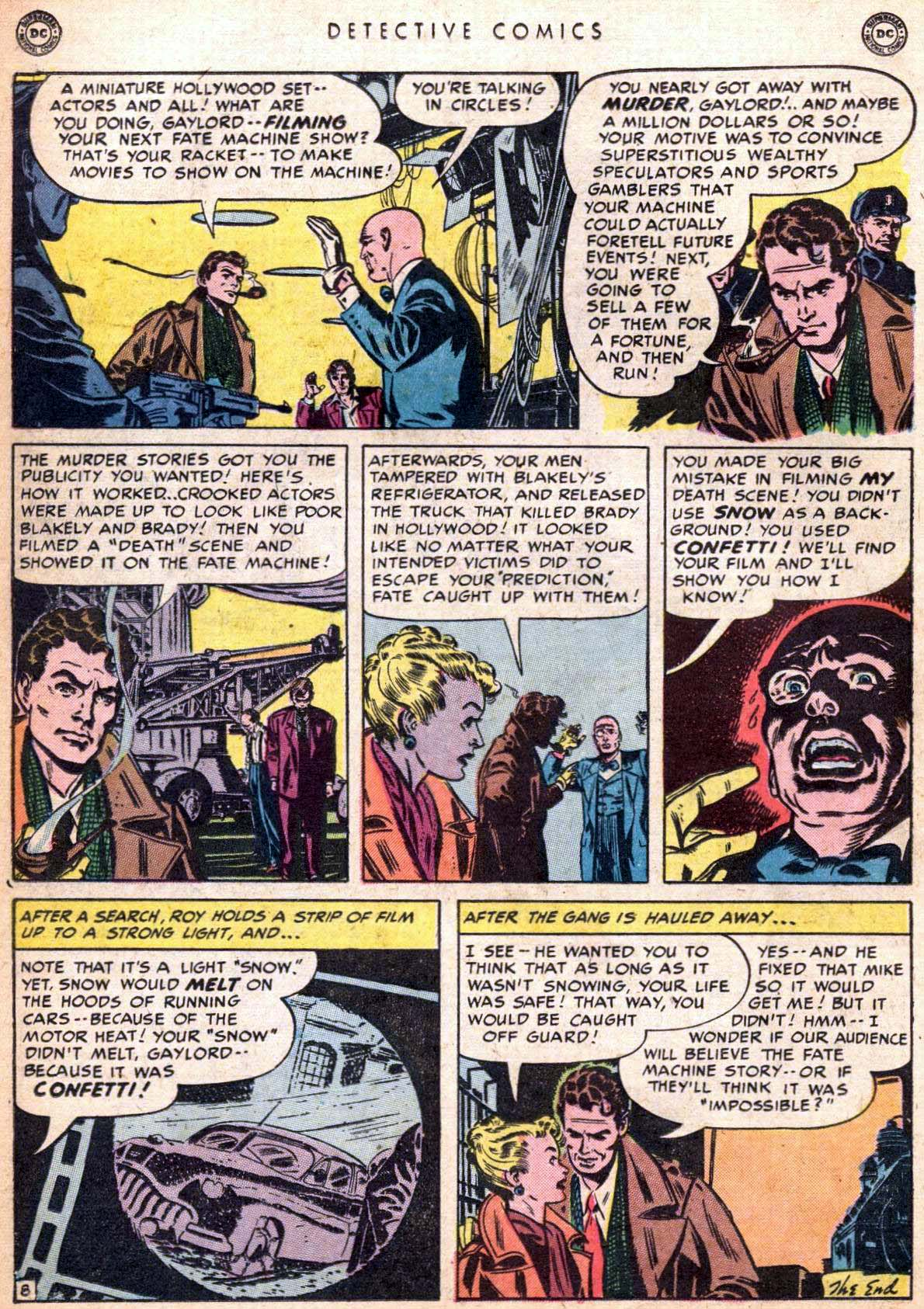 Detective Comics (1937) 157 Page 23