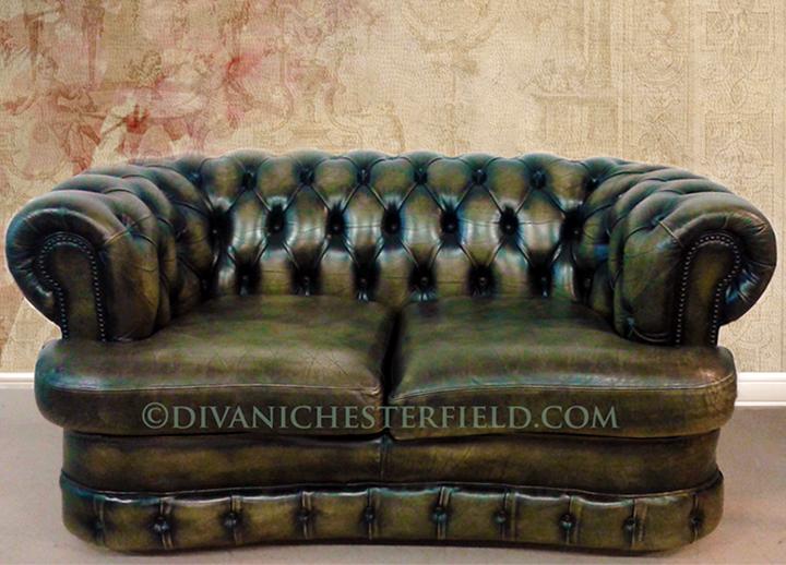 Divani chesterfield vintage usati e nuovi for Divano pelle vintage