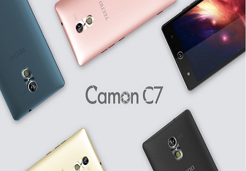 TECNO Camon C7