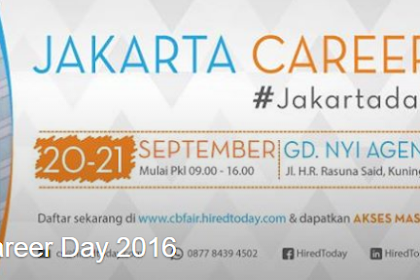 JAKARTA CAREER DAY