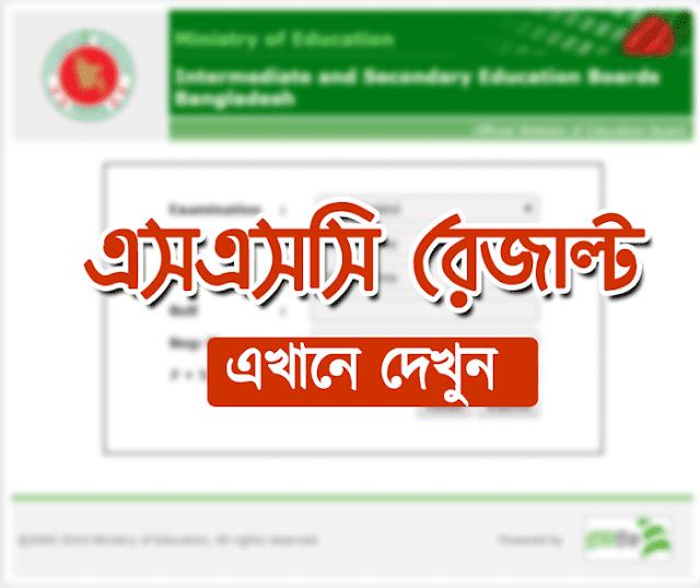The Hidden Treasure of SSC Result 2019 Rajshahi Board
