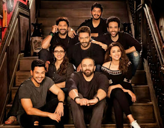 golmaal 4 new film cast