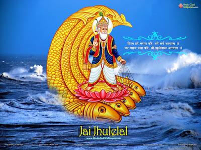 Jhulelal Jayanti Photos