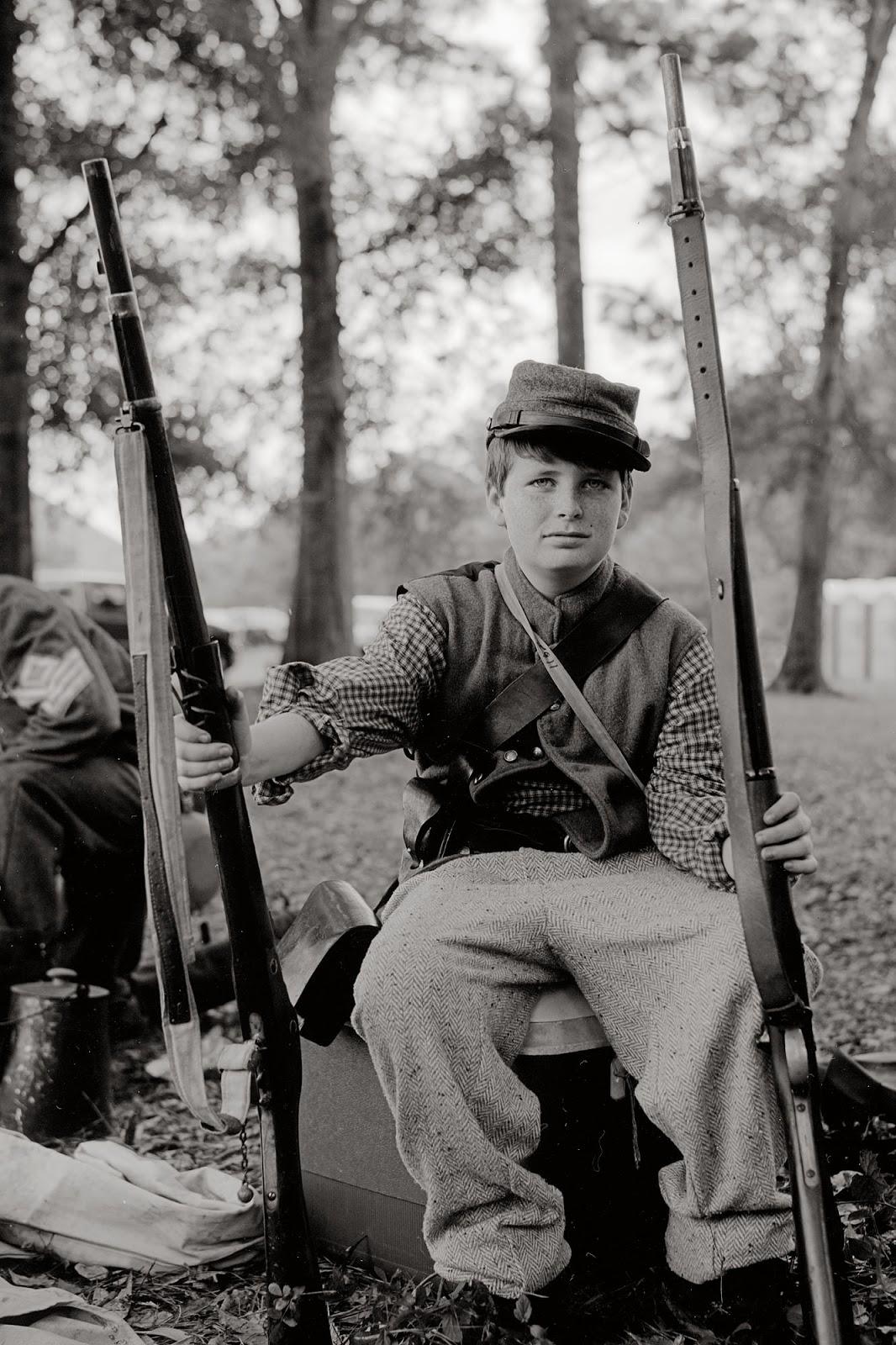 Valdosta In Film Civil War Reenactment