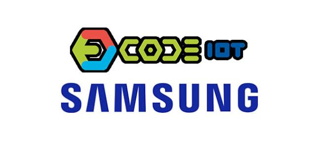 Samsung oferece cursos online de Programação, IoT, Eletrônica Básica, Robótica e Android grátis.