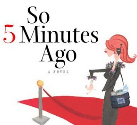 Book Review So 5 Minutes Ago by Hilary De Vries