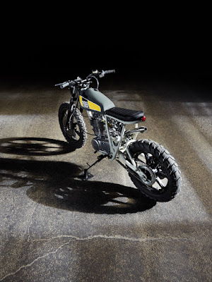 """Street Tracker"" by Powder Monkees"