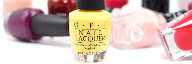 "<span style=""font-size: large;"">Coty Color Day</span> <br>Neues von OPI und Sally Hansen"