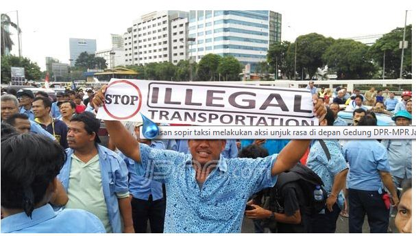 Stop Illegal Transportation
