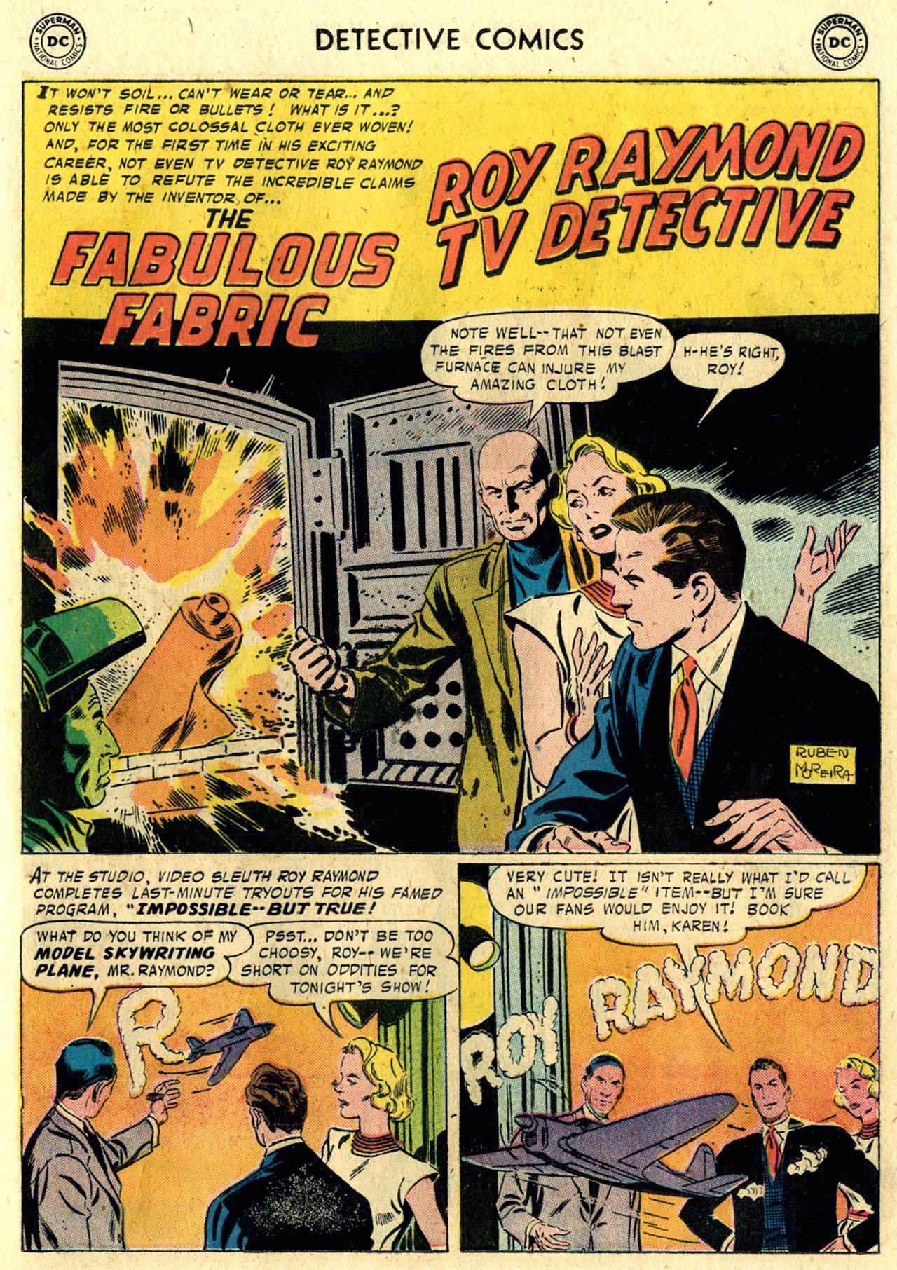 Read online Detective Comics (1937) comic -  Issue #248 - 17