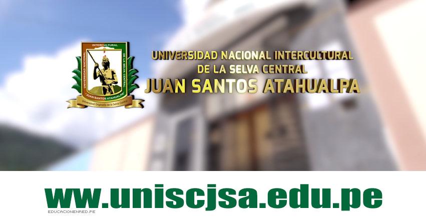 Resultados UNISCJSA 2019-2 (Domingo 8 Septiembre) Lista de Ingresantes - Examen de Admisión Por Modalidades - Universidad Nacional Intercultural de la Selva Central «Juan Santos Atahualpa» www.uniscjsa.edu.pe