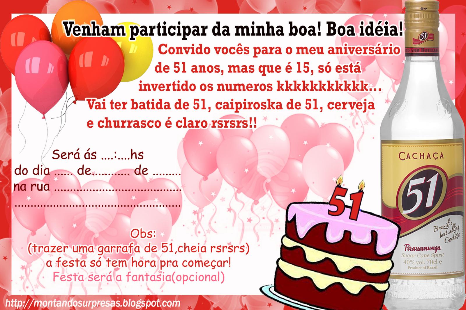 Frases Para Convite Aniversario Infantil