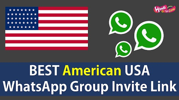 (*New Links Added*) USA WhatsApp Group Invite Links Collection - 2019