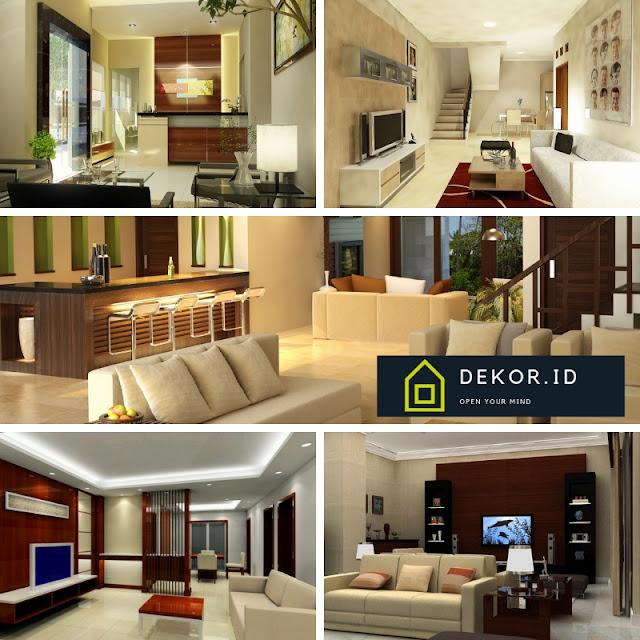 Dekorasi rumah minimalis type 45