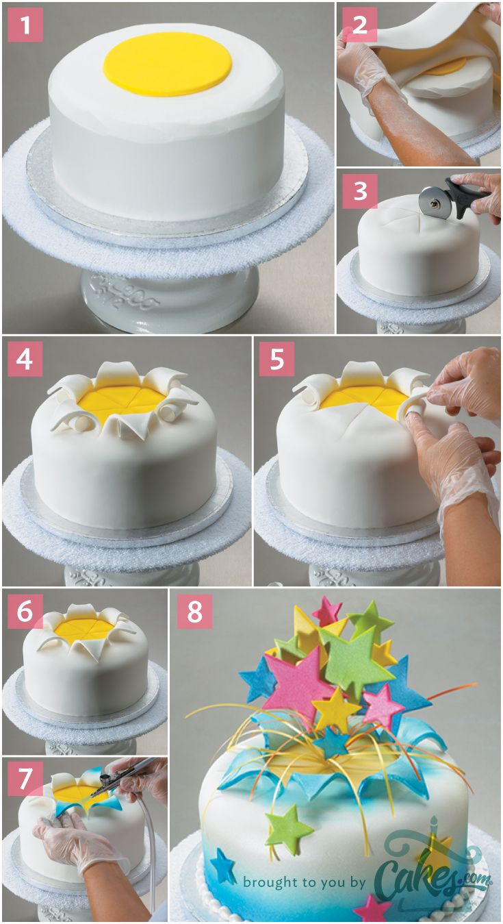 Can You Color White Fondant With Food Coloring