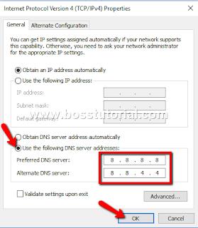 Cara Mudah Meningkatkan Koneksi Kecepatan Internet pada Windows