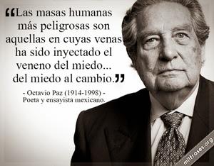 Octavio Paz y la Cultura