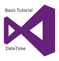 Fungsi DateTime di Visual Basic .Net