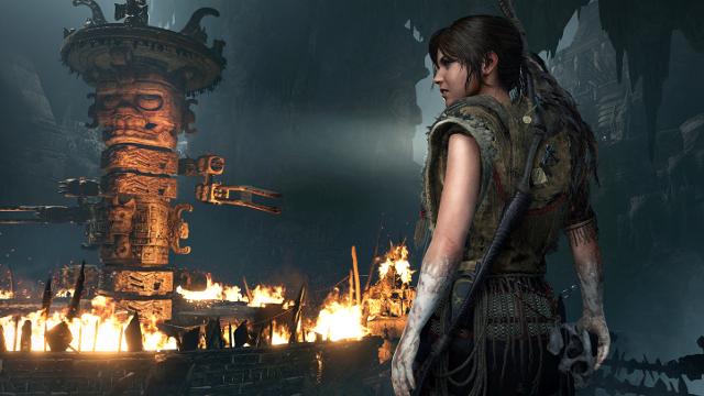 Shadows of Tomb Raider