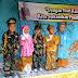 Fashion Show Kartini Di TK Bustanul Athfal Aisyiyah Buntalan.