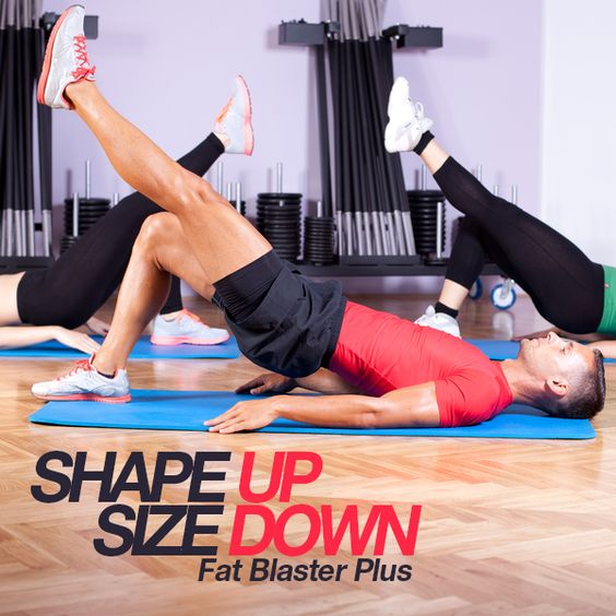 Shape Up Size Down Workout for Beginners