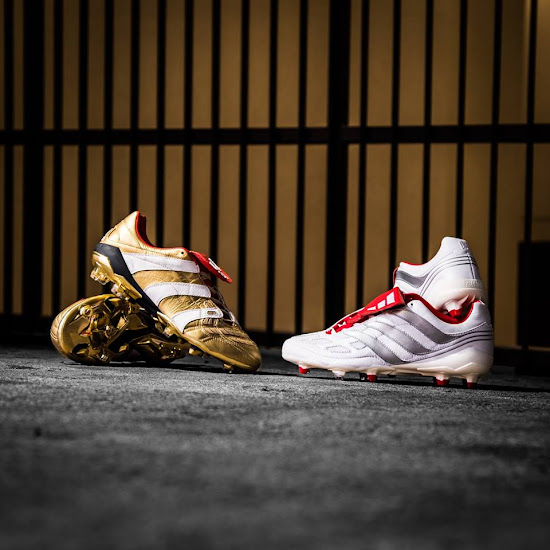 23a8b05af77e Adidas Predator Icon 25 Year Pack Buy now. Shipping worldwide - many  exclusive releases available