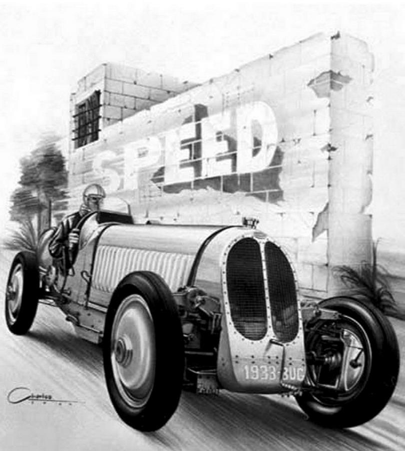 Imágenes de autos de carreras, fotos de carros de carreras