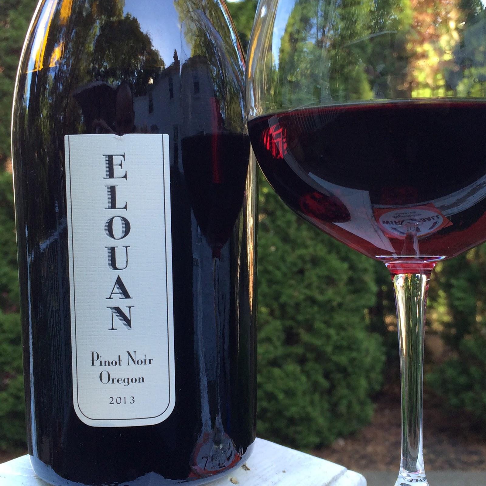 The Wellesley Wine Press: First Look: Elouan Oregon Pinot Noir