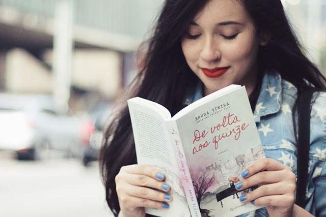 Livros, Bruna Vieira, Uma Garota Chamada Sam