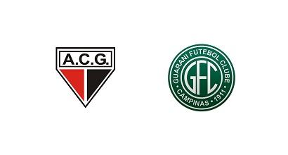 Atlético-GO x Guarani ao vivo hoje - Transmissão na TV