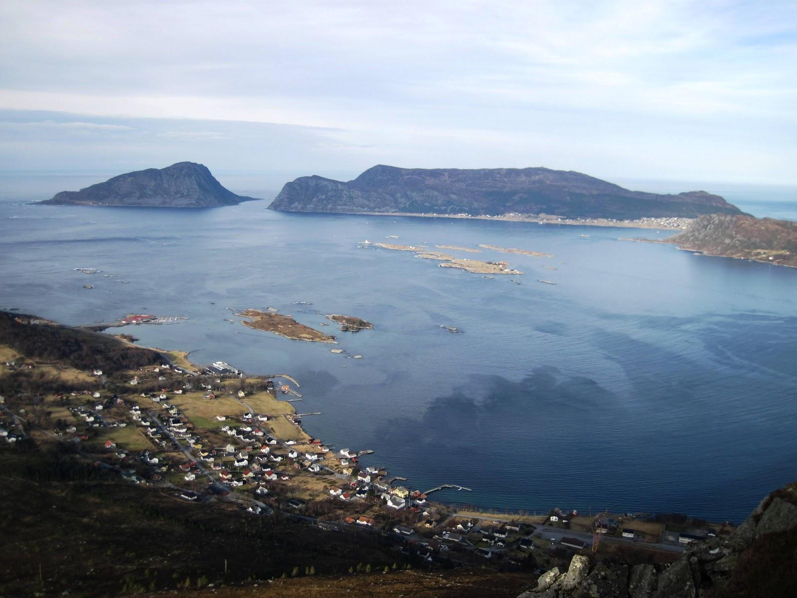 moltustranda kart Lene sin!: Gøy i Gursken (7 fjellstur) moltustranda kart