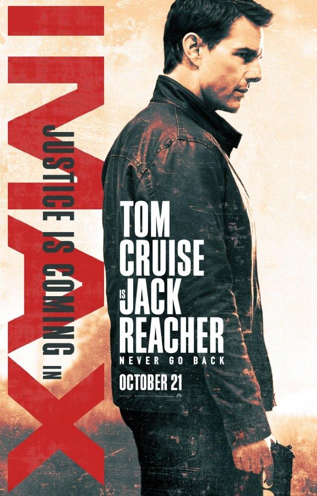 Jack Reacher: Không Quay Đầu - Jack Reacher: Never Go Back (2016)