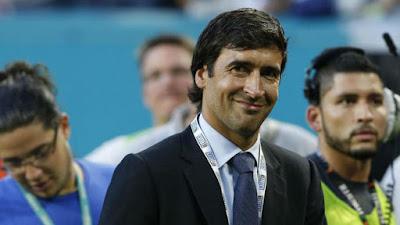 """Raúl: """"El equipo tiene mucho crédito, se lo ha ganado"""""""