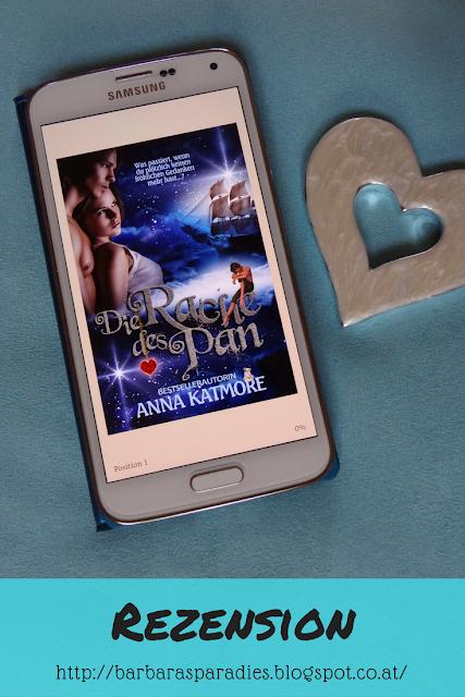 Buchrezension #143 Eine zauberhafte Reise 2: Die Rache des Pan von Anna Katmore