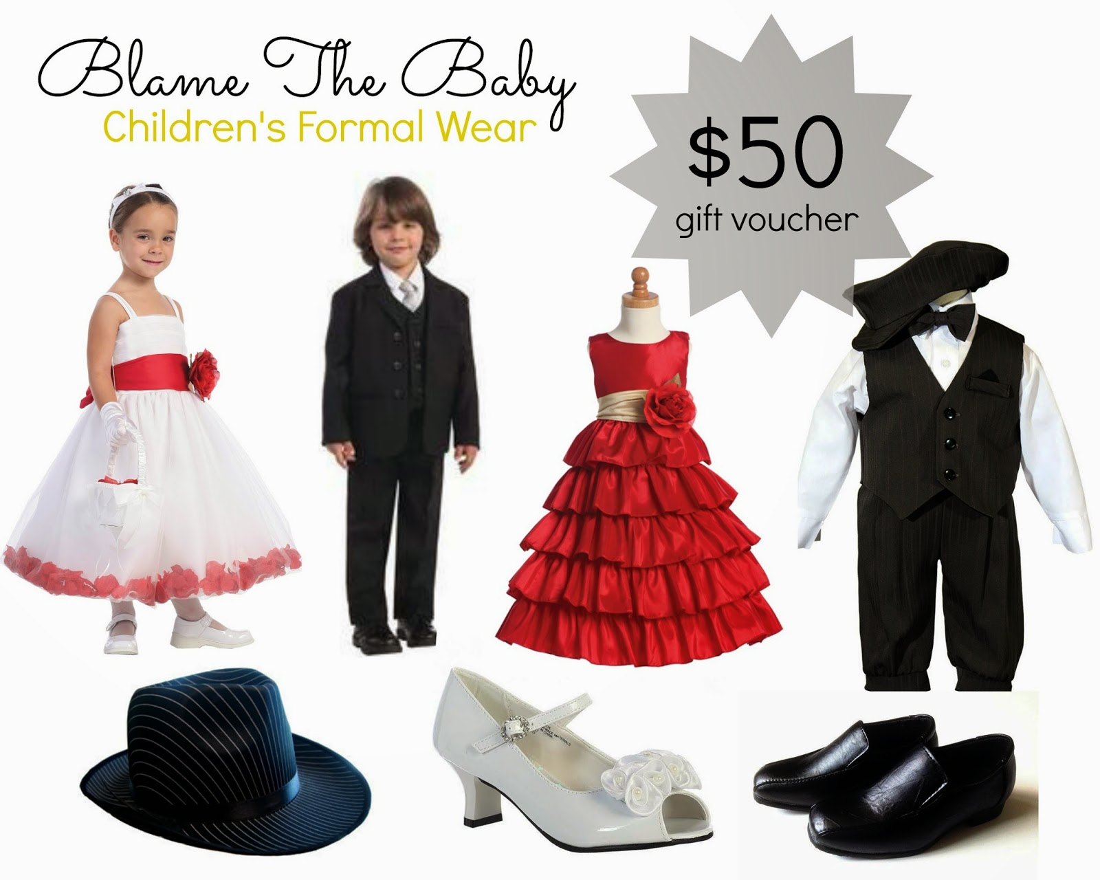 blame the baby childrens formal wear