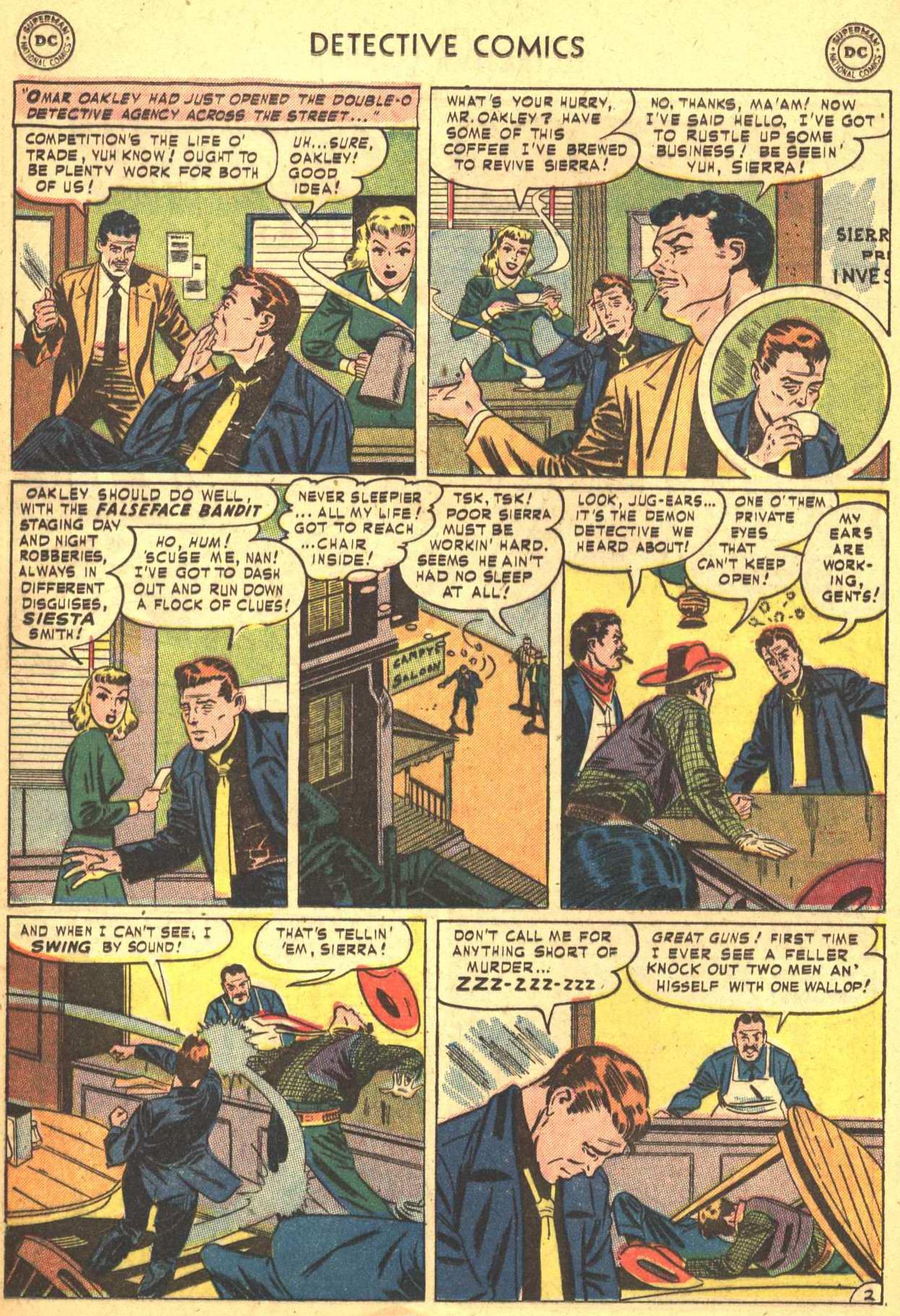 Read online Detective Comics (1937) comic -  Issue #206 - 15
