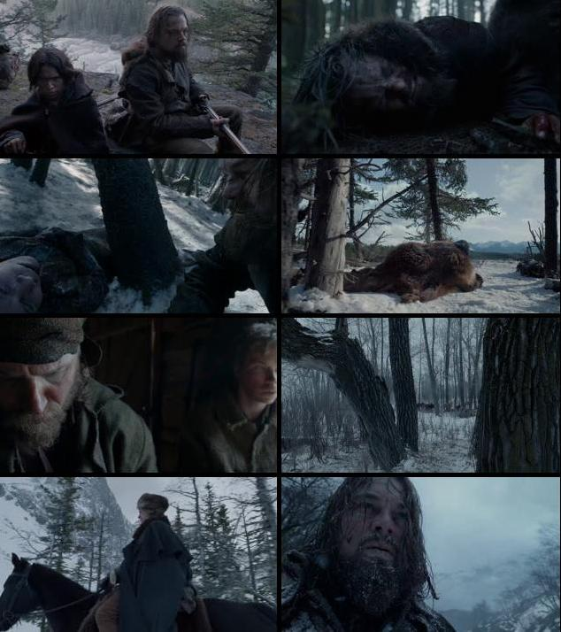 The Revenant 2015 English 720p WEB-DL