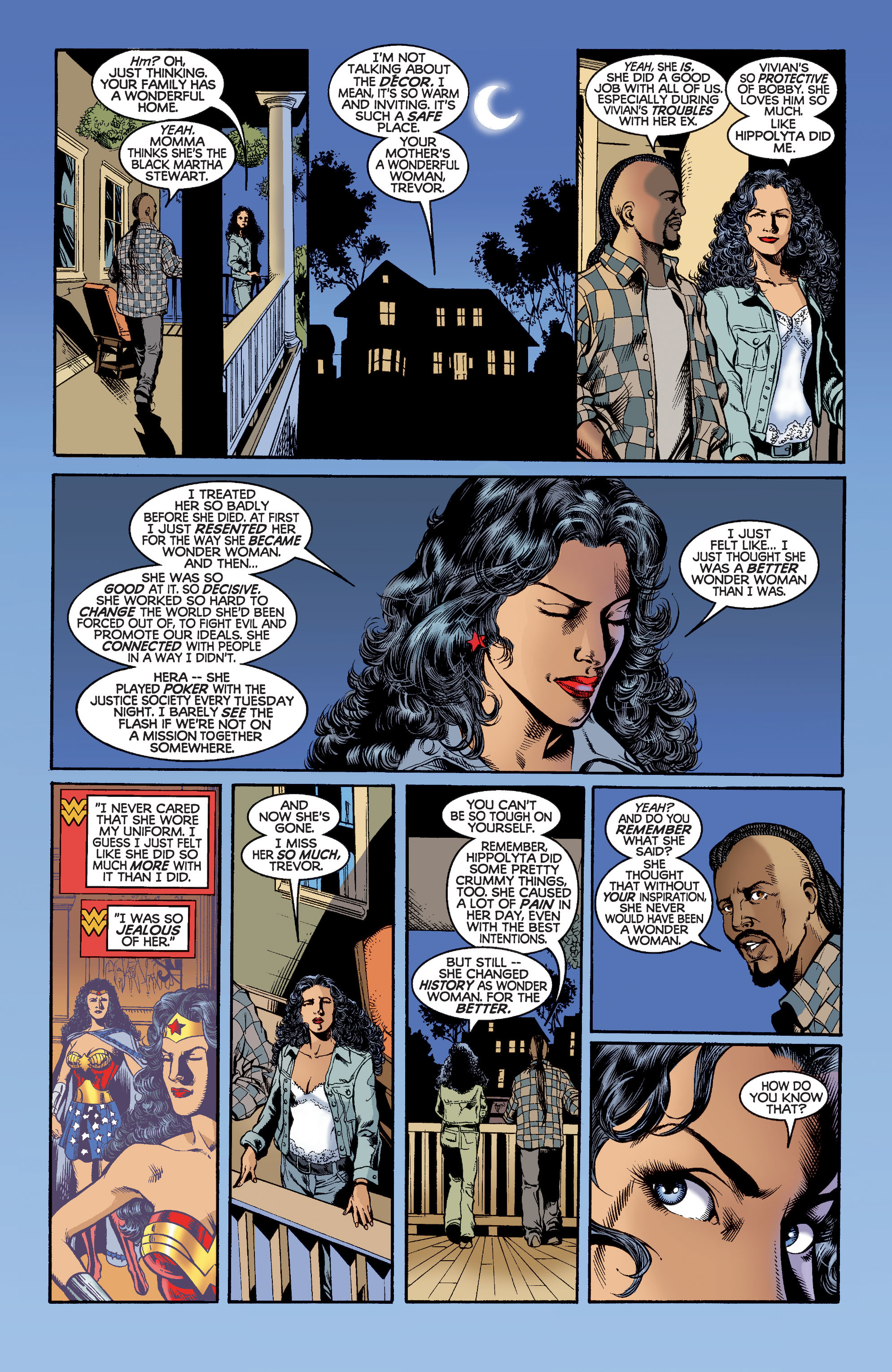 Read online Wonder Woman (1987) comic -  Issue #188 - 15