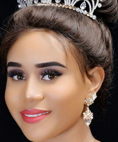 the most beautiful model in nigeria