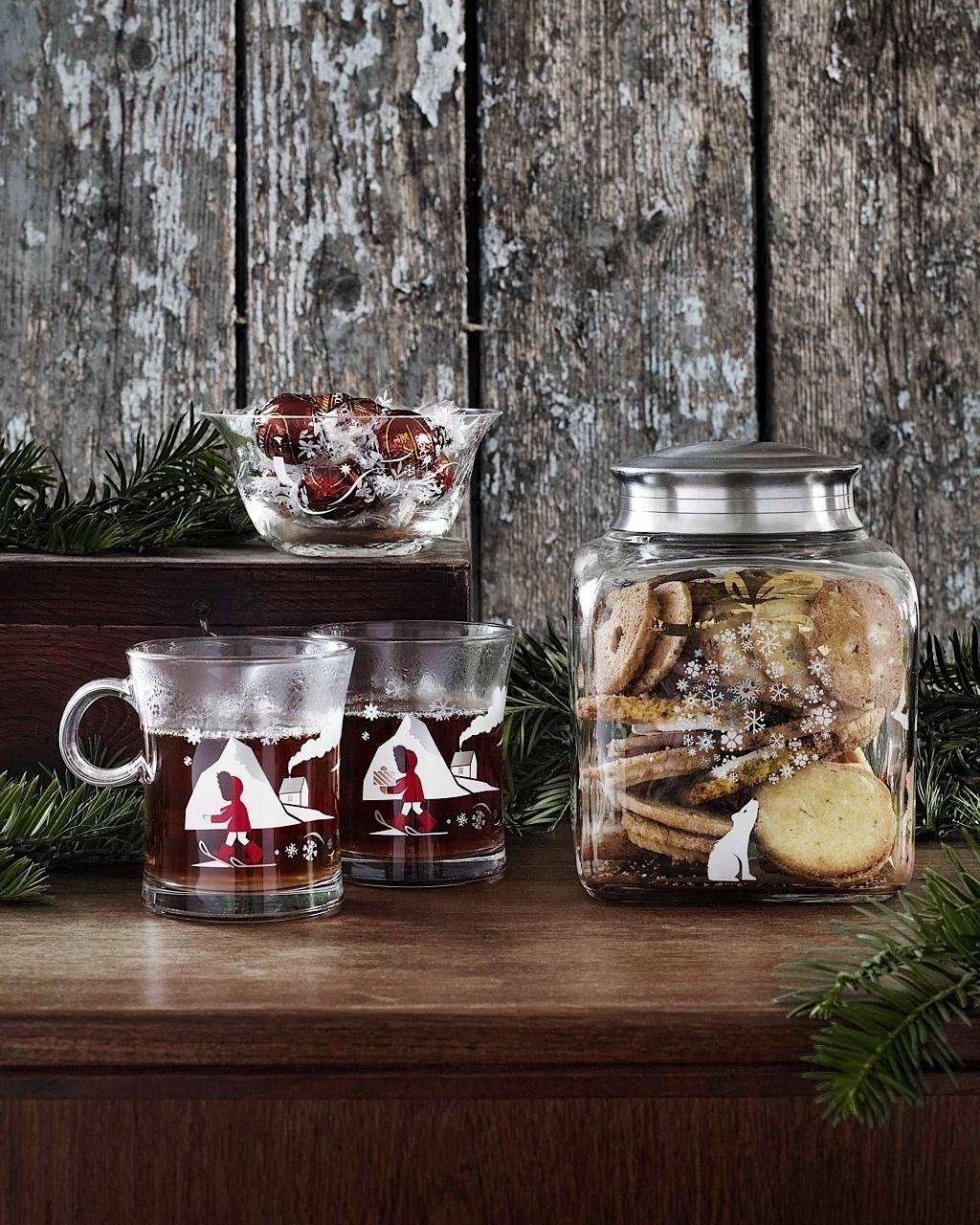 lunch latte christmas with holmegaard. Black Bedroom Furniture Sets. Home Design Ideas