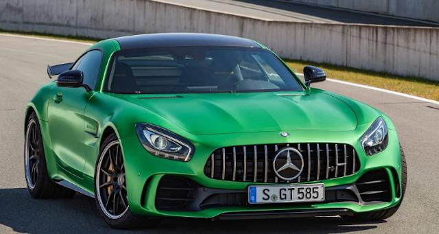 2017 Mercedes AMG GT-R Design