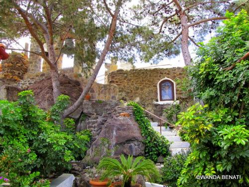 Patmos, eremo della Panaghia Koumana