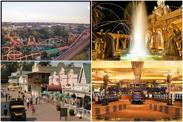 Goldreef City Hotel and Casino, Best Casinos of South Africa, Goldreef City entertainment,