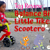 TOY REVIEW : BALANCE BIKE - LITTLE TIKES SCOOTERO