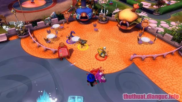 download game offline xay cong vien hay nhat