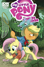 My Little Pony Applejack & Fluttershy Comics