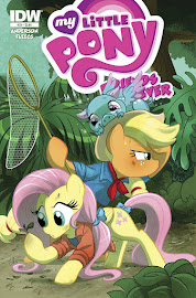 MLP Friends Forever #23 Comic