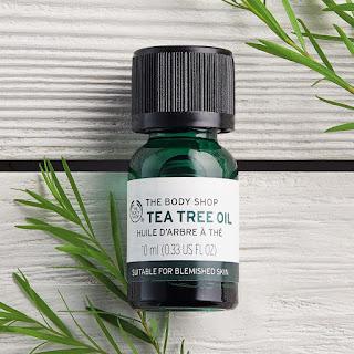 image result body shop tea tree oil