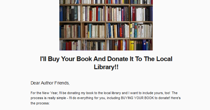 Writer BewareR The Blog Book Promotions International Or How Not To Get Your Into A Library