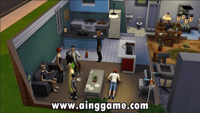 Download The Sims 4 Deluxe Edition DLC Game PC Full Version